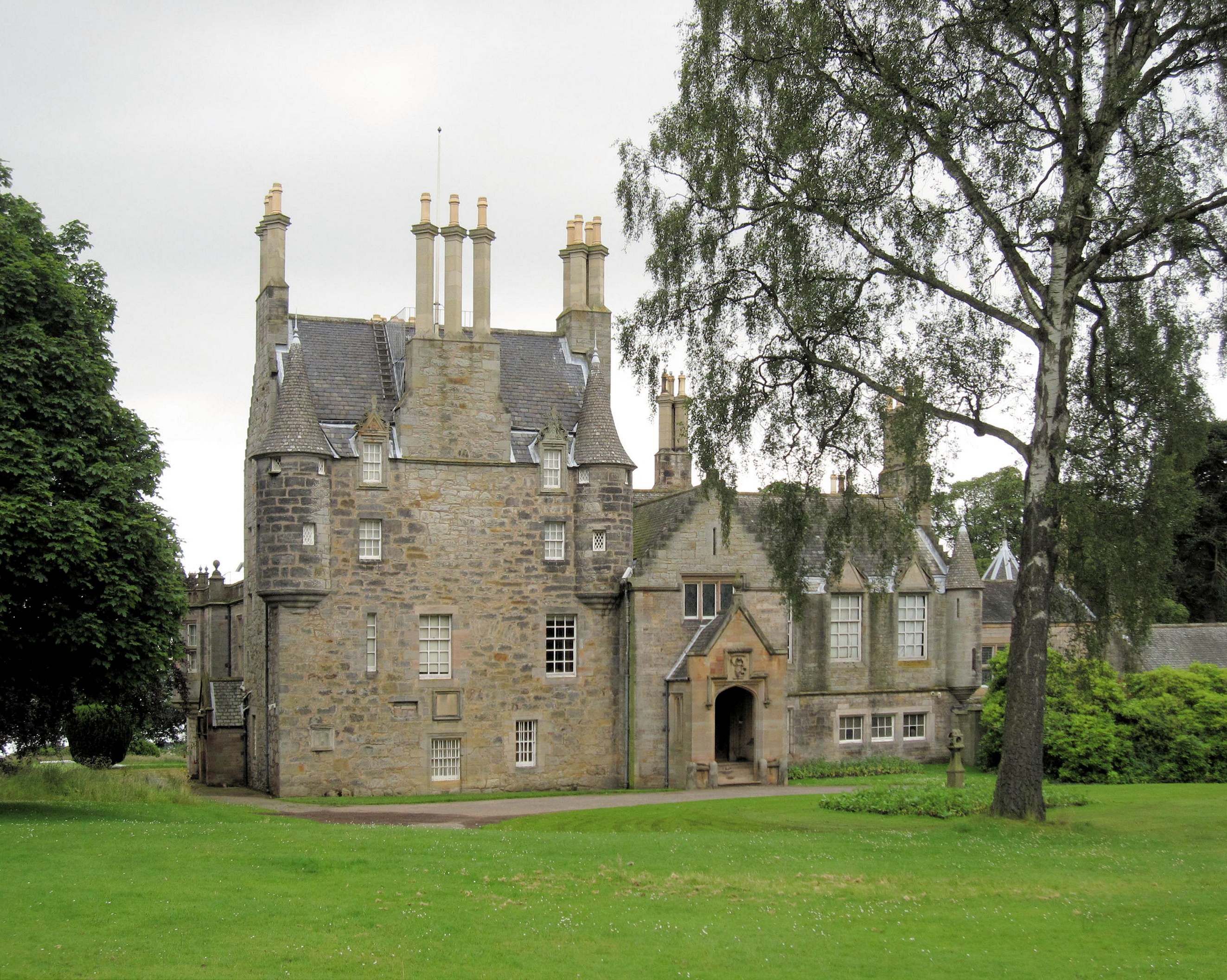 Lauriston Castle in 2012